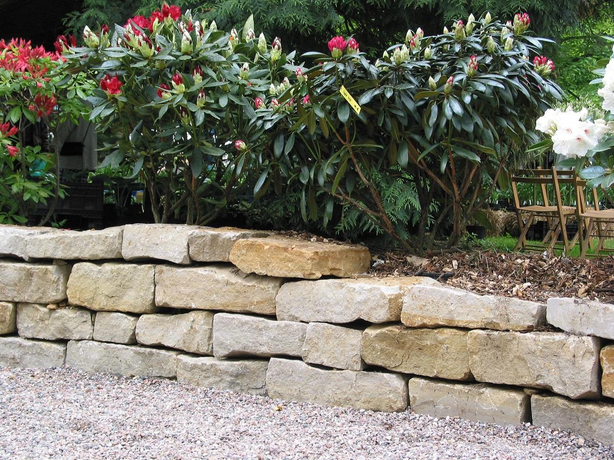 trockenmauersteine obernkirchen cantera naturstein welten